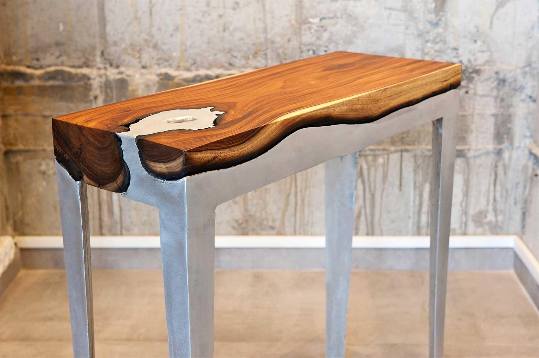 Aluminium-Holz-Möbel von Hilla Shamia Hilla-Shamia-design-studio_02
