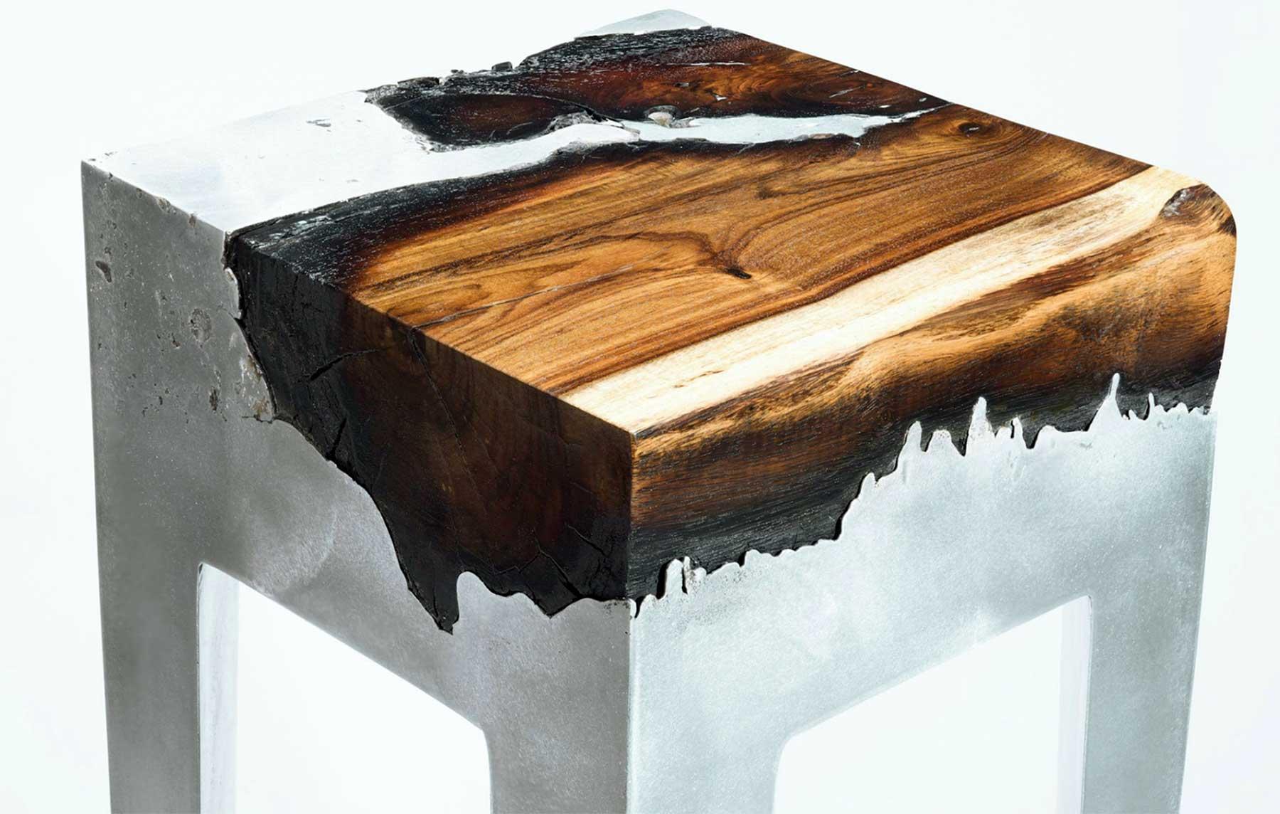 Aluminium-Holz-Möbel von Hilla Shamia Hilla-Shamia-design-studio_05