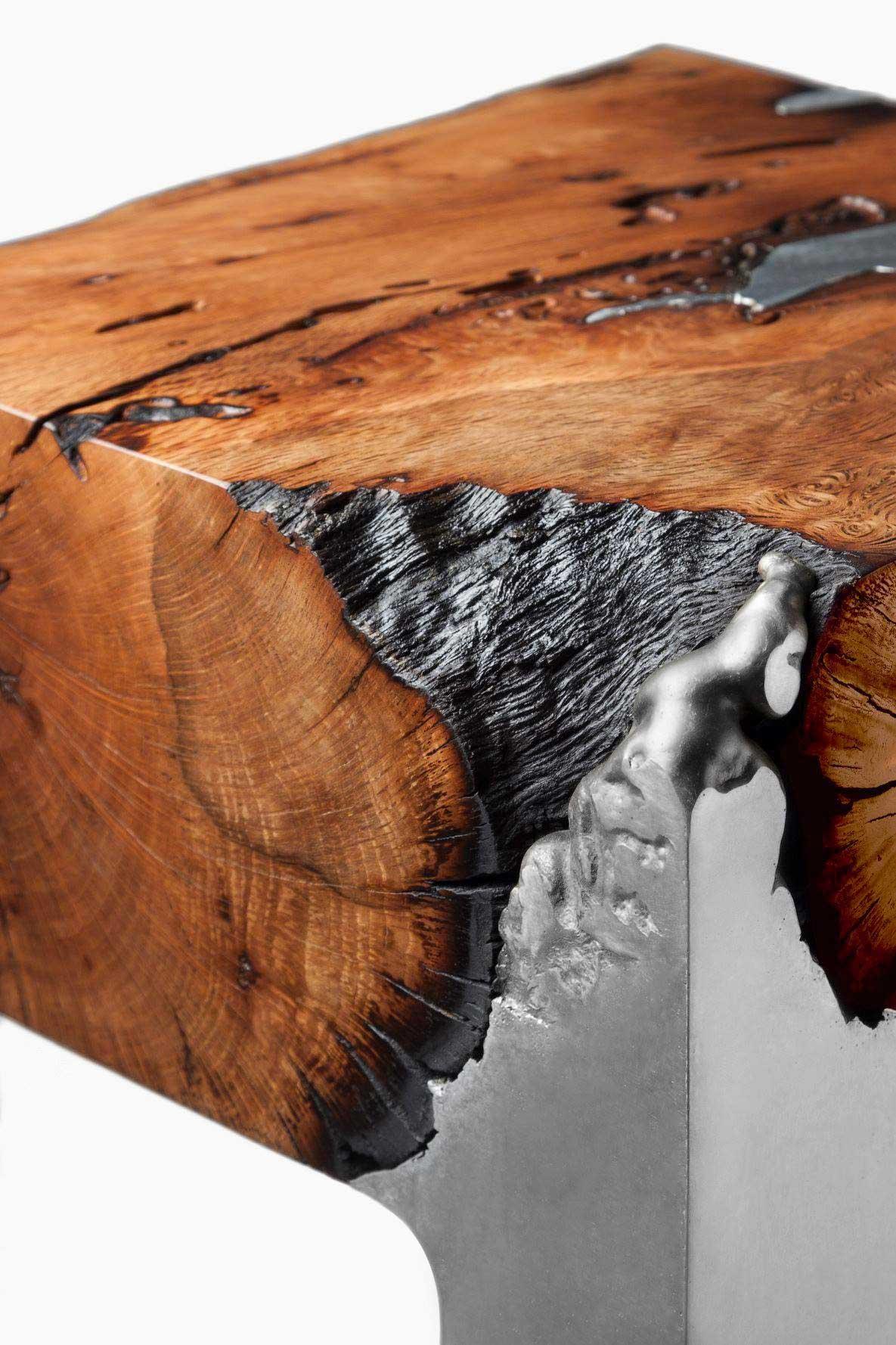 Aluminium-Holz-Möbel von Hilla Shamia Hilla-Shamia-design-studio_06
