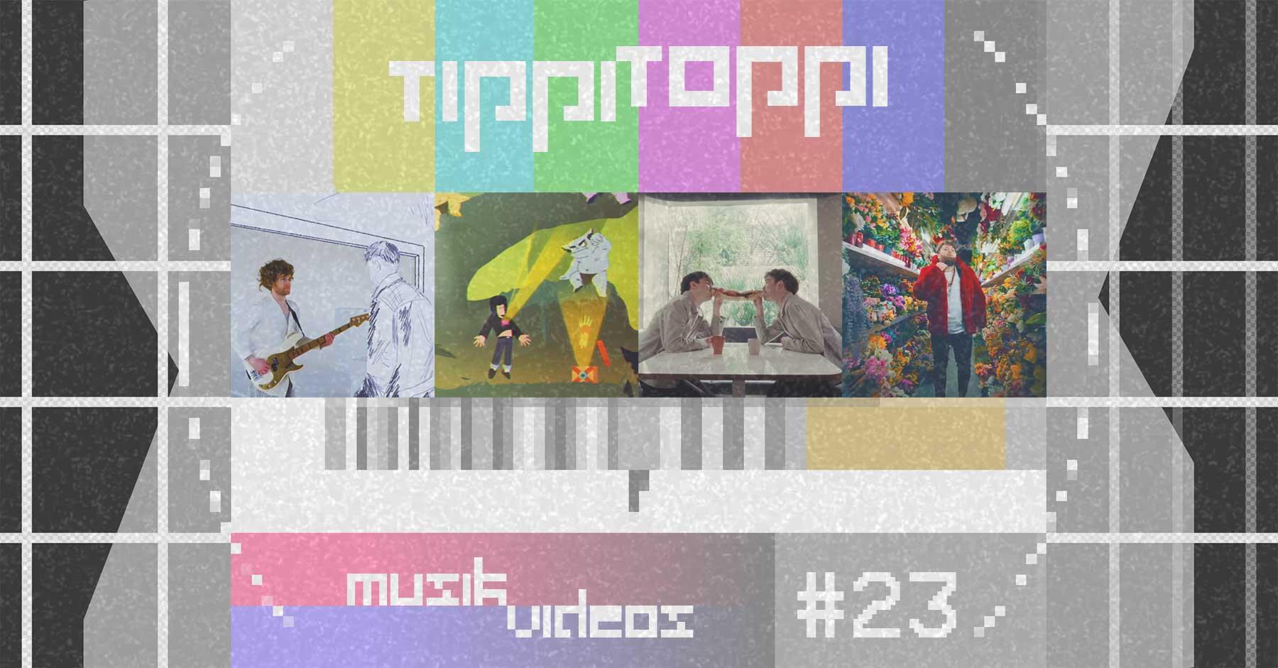Tippi Toppi Musikvideos Vol. 23 TIPPITOPPI-musikvideos-23