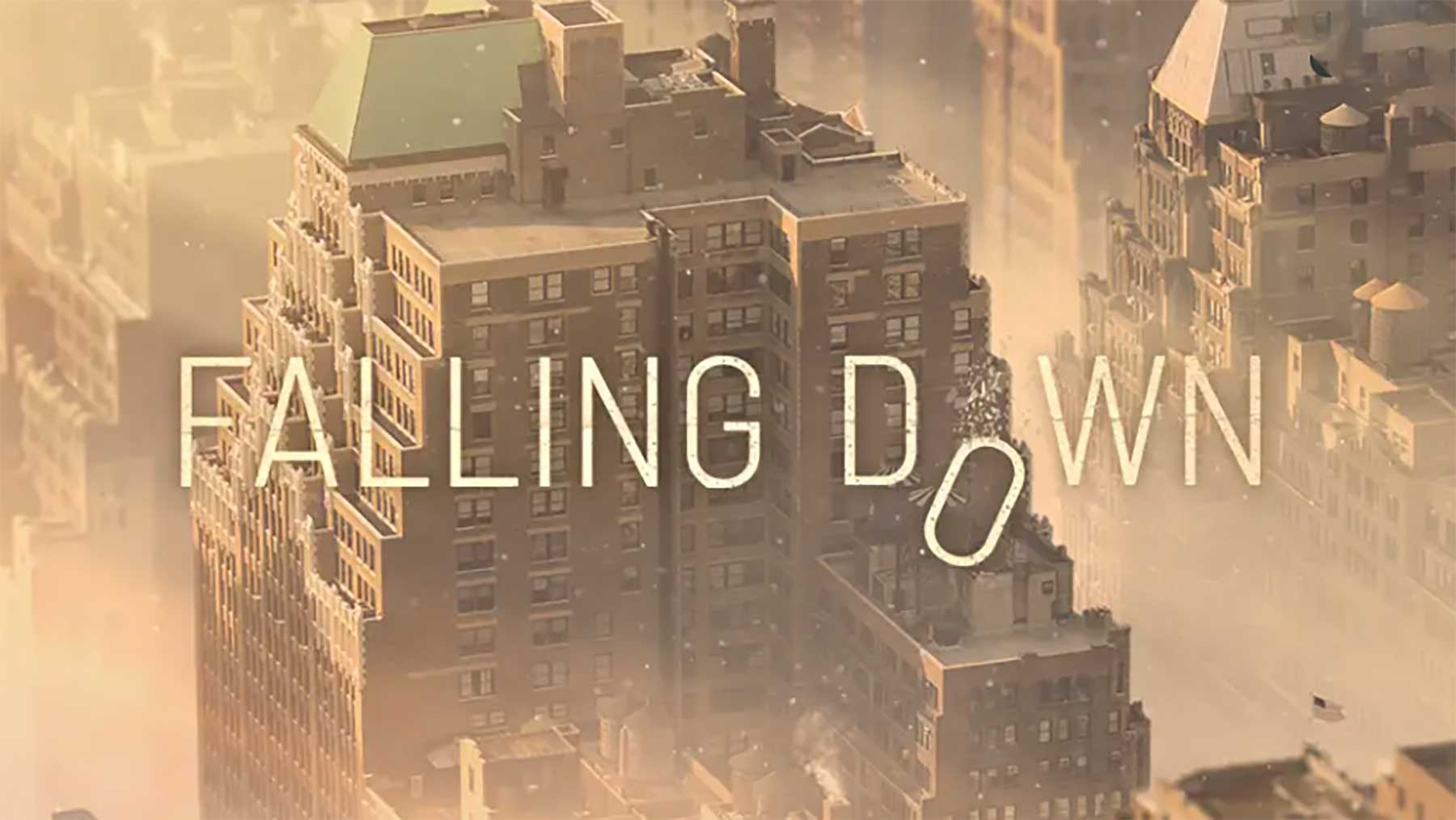 "Kreativer Edit: ""FALLING DOWN"""
