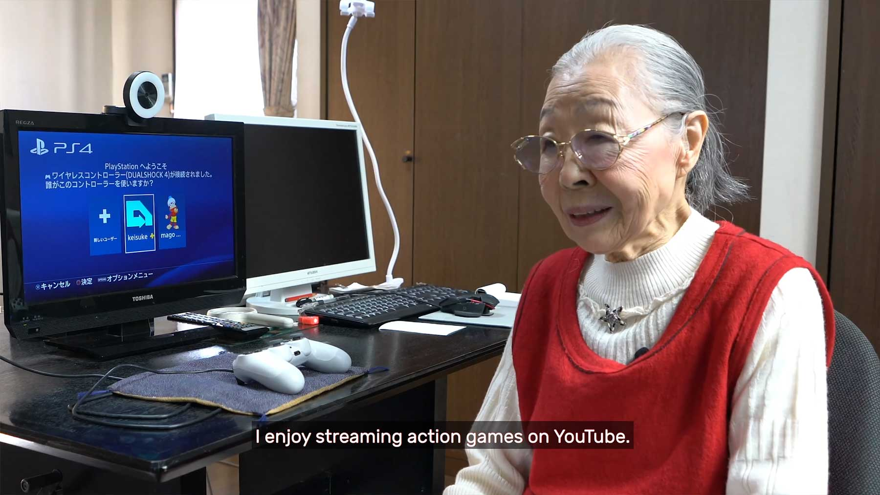 Gamer Grandma: 90-jährige Hamako Mori ist älteste Videospiel-YouTuberin der Welt