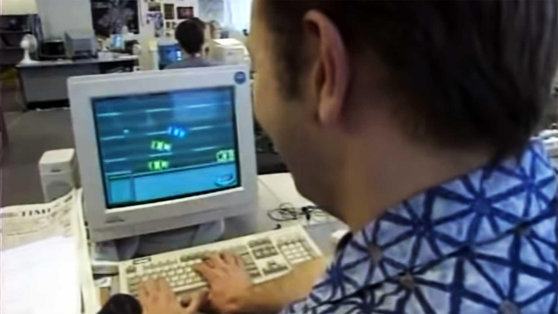 """Zu Besuch bei den """"GTA""""-Entwicklern 1996"""