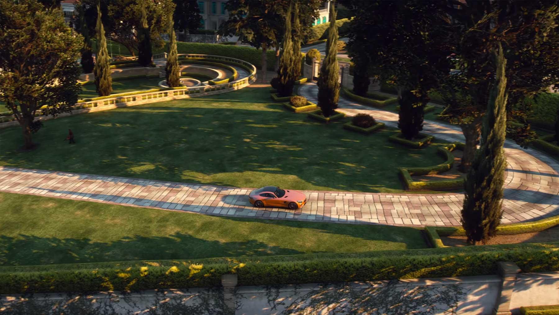 """Neuer """"GTA V""""-Mod mit fotorealistischer Grafik"""