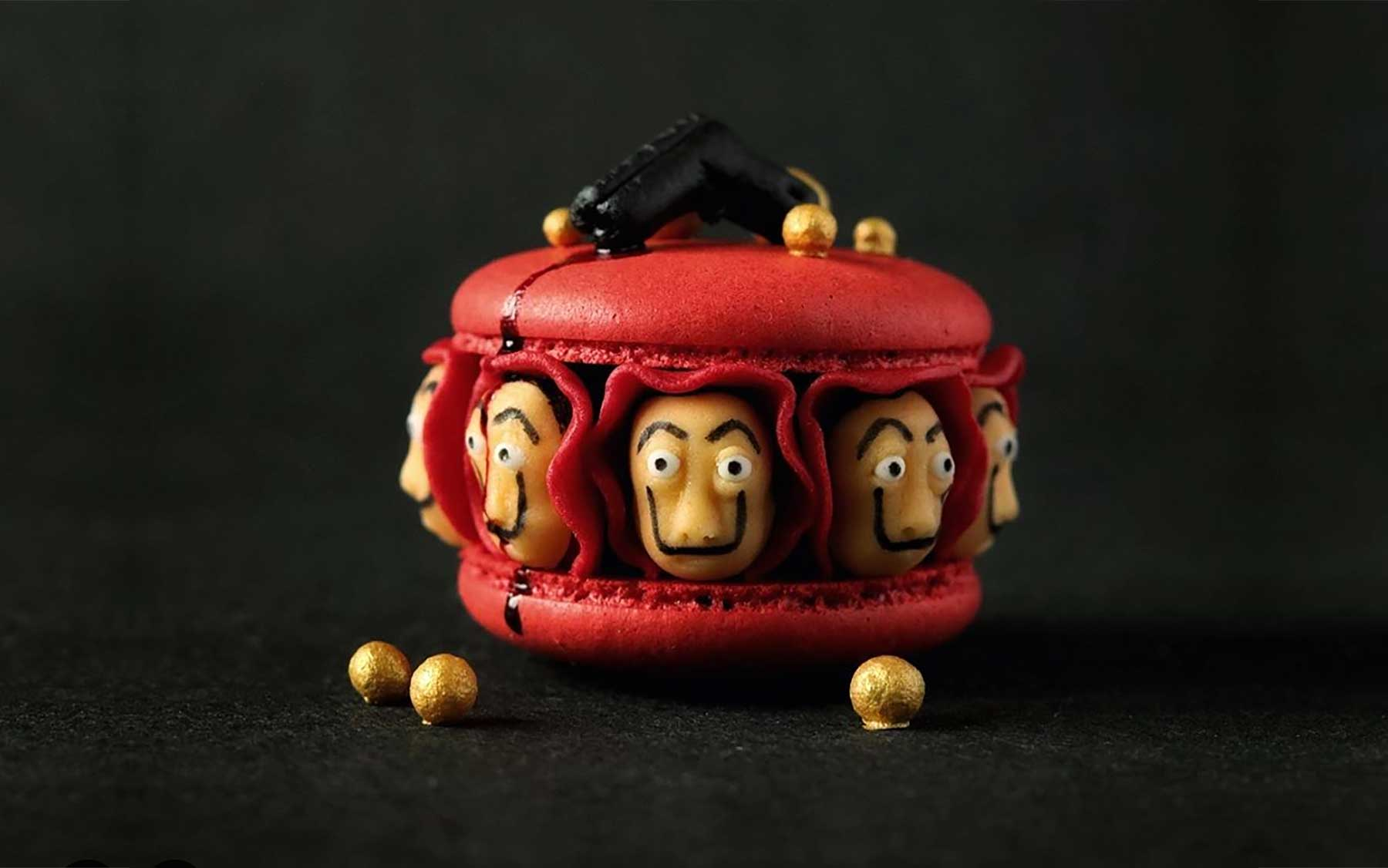 Ausgefallene Macarons aus kims_bachstuebli