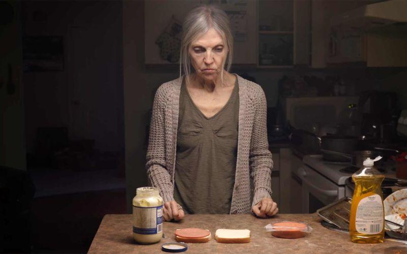 "Horror-Kurzfilm ""Make Me a Sandwich"""