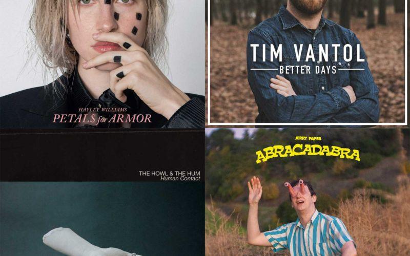 Kurzreviews: Neue Musikalben im Mai 2020