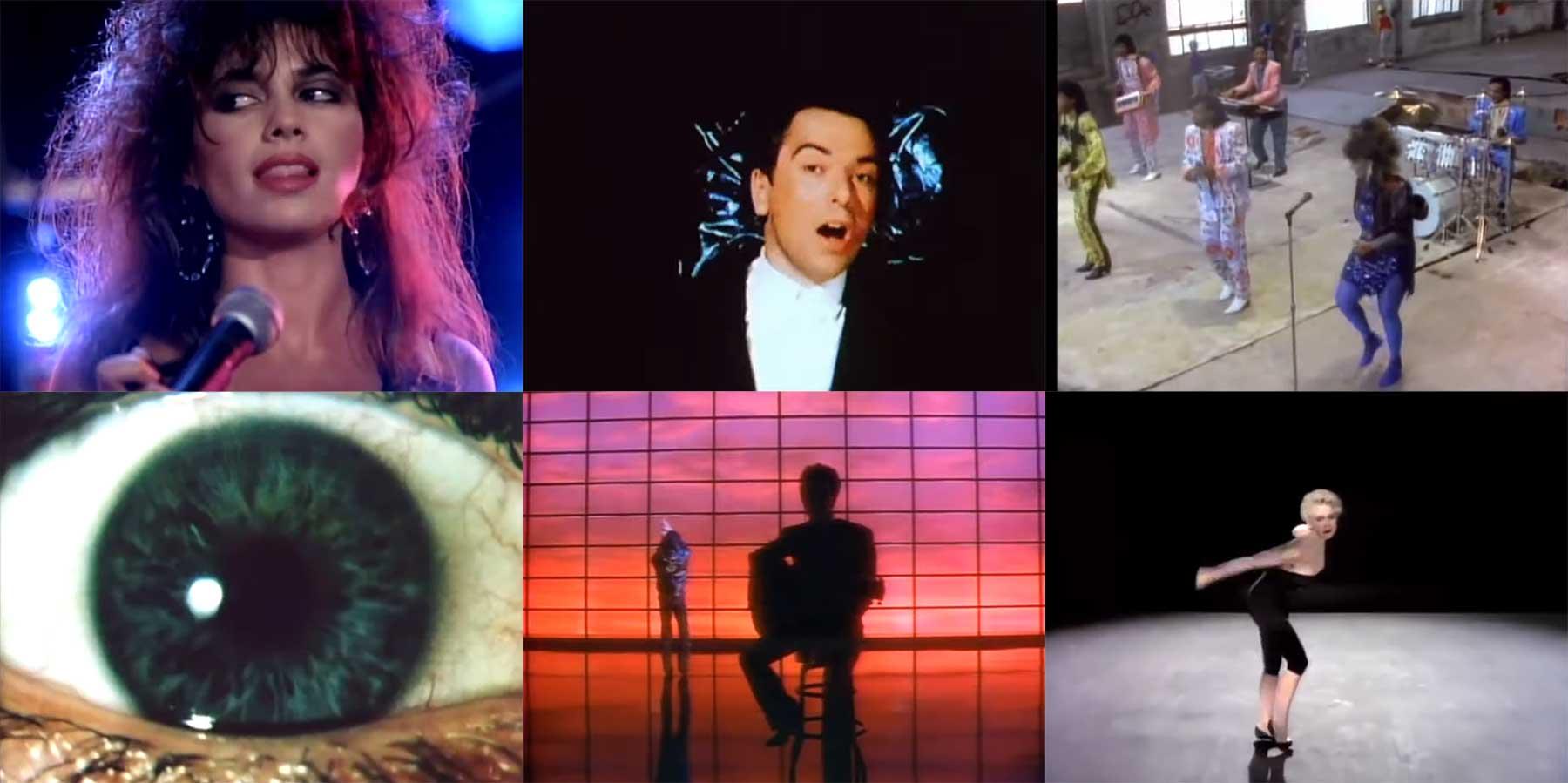 Mashup: 50 Songs aus dem Jahr 1986 in 3 Minuten