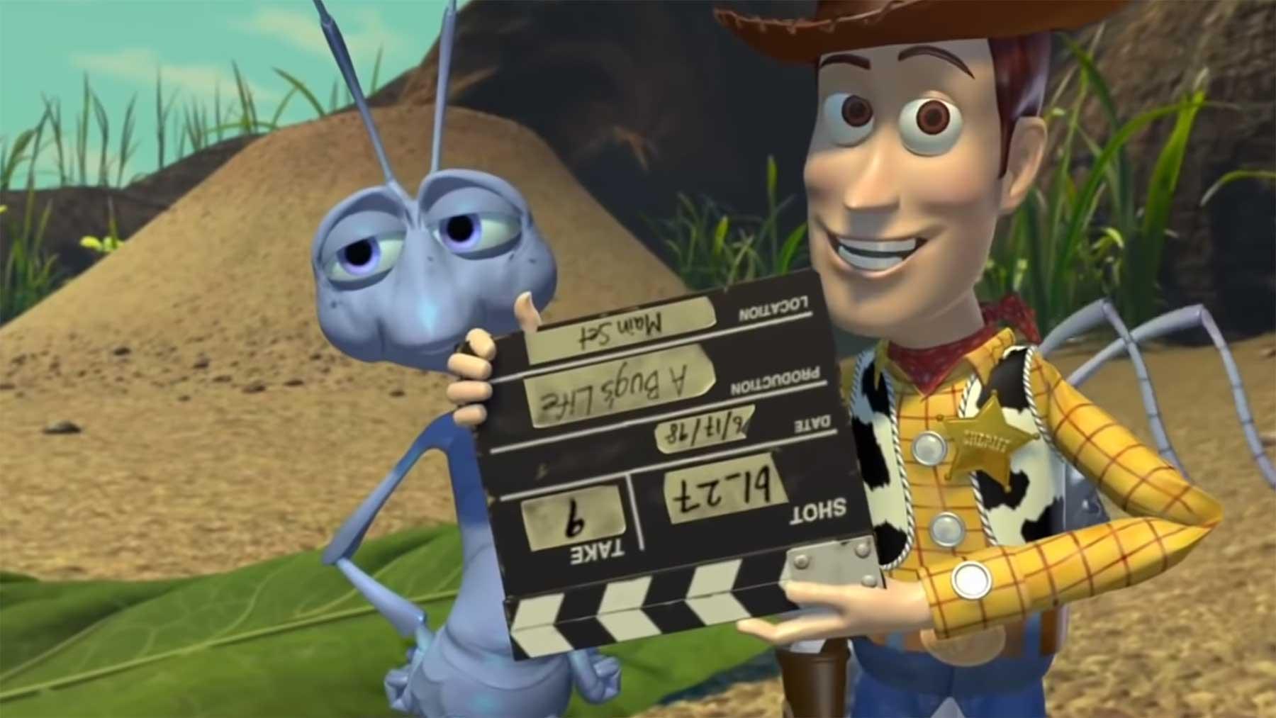 Pixar-Film-Referenzen erklärt