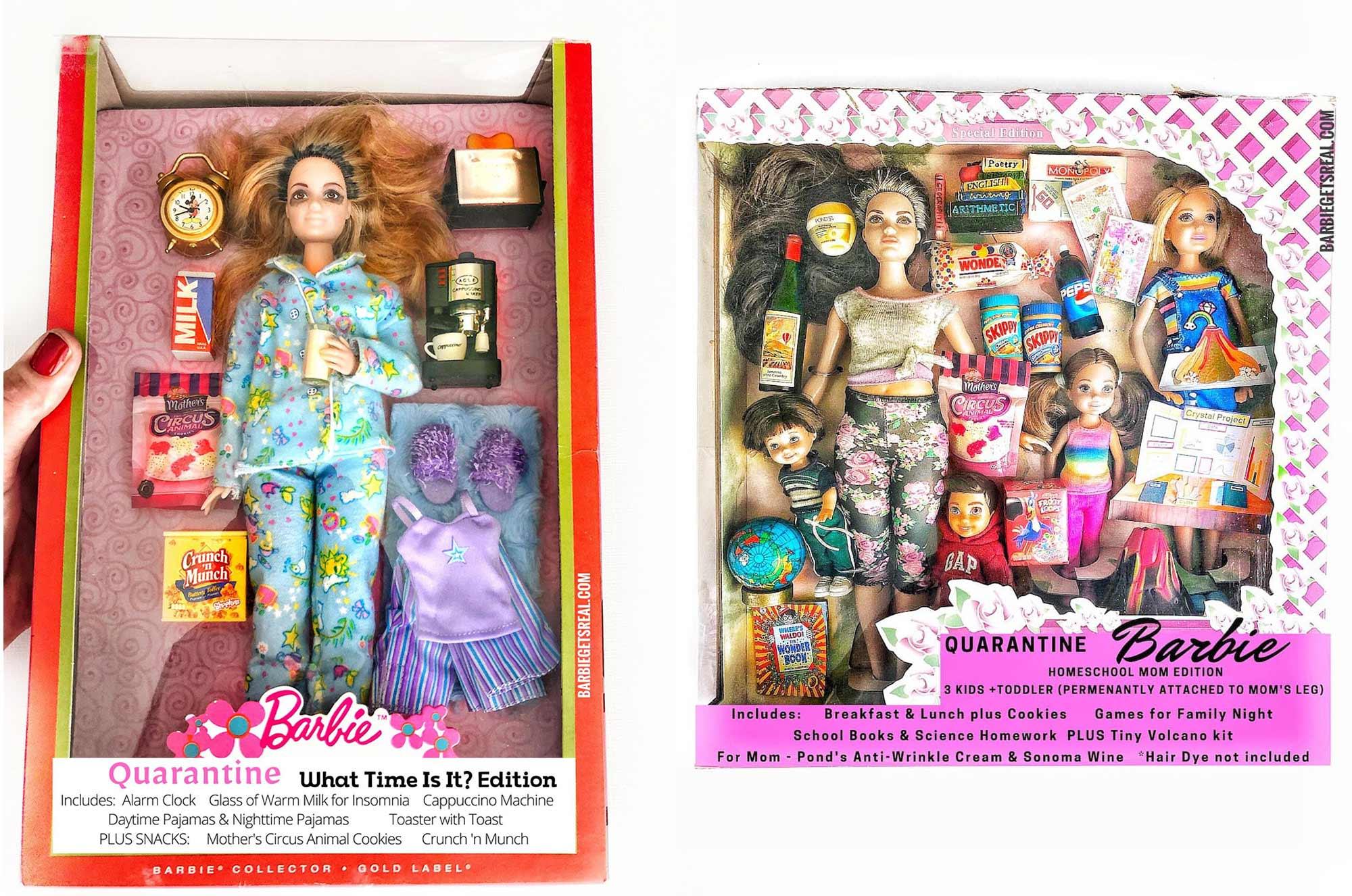 Quarantäne-Barbie und Lockdown-Ken quarantaene-barbie-und-ken_05