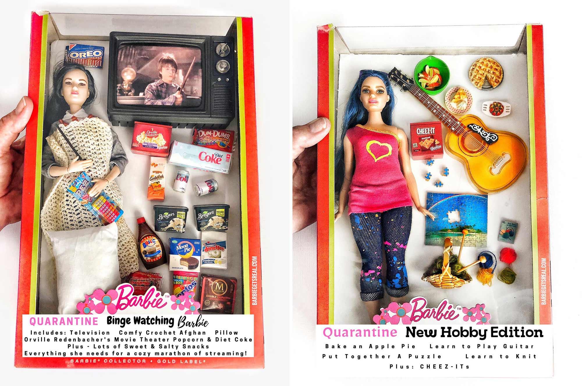 Quarantäne-Barbie und Lockdown-Ken quarantaene-barbie-und-ken_07