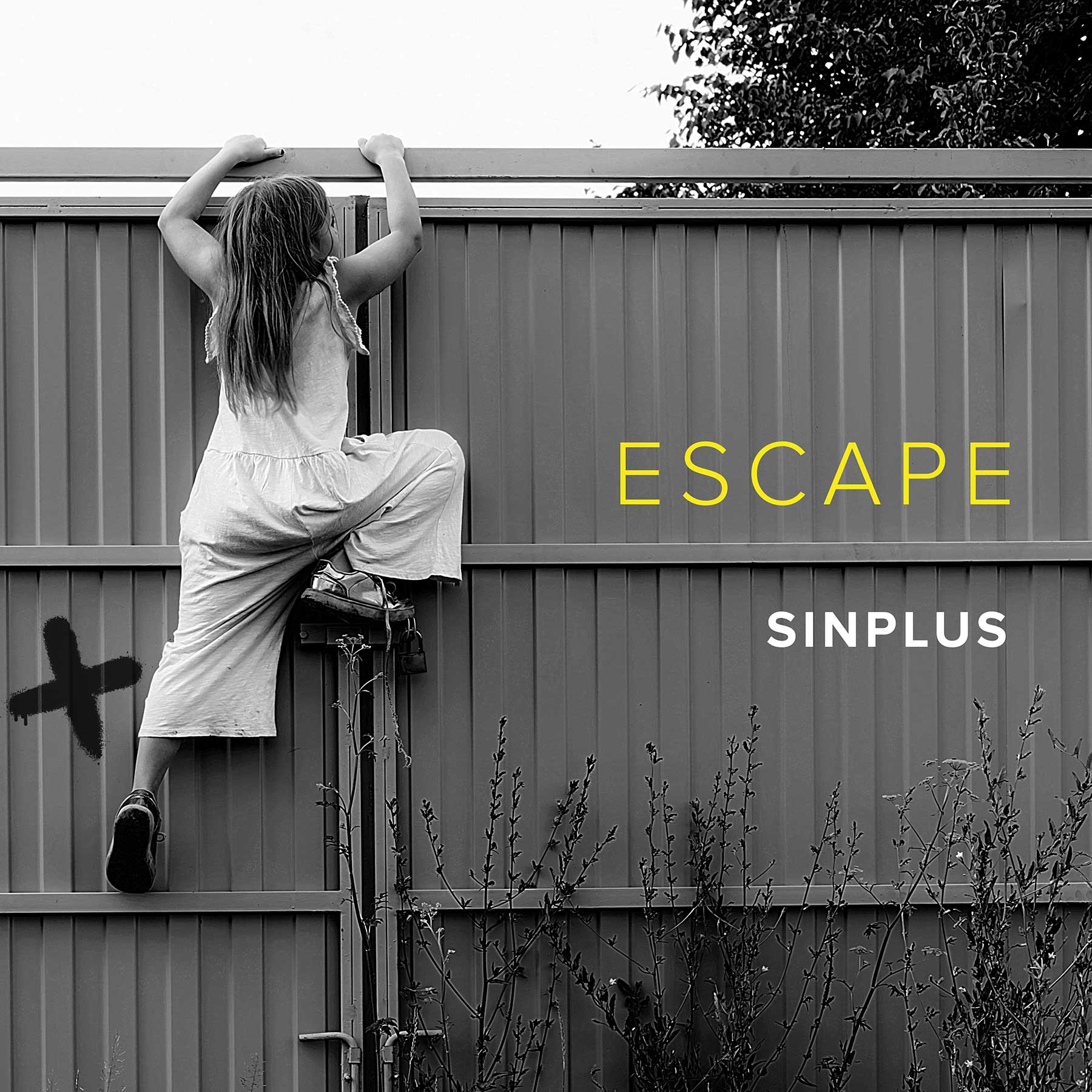 "PREMIERE: Sinplus - ""Escape"" (Musikvideo) sinplus-escape-cover"