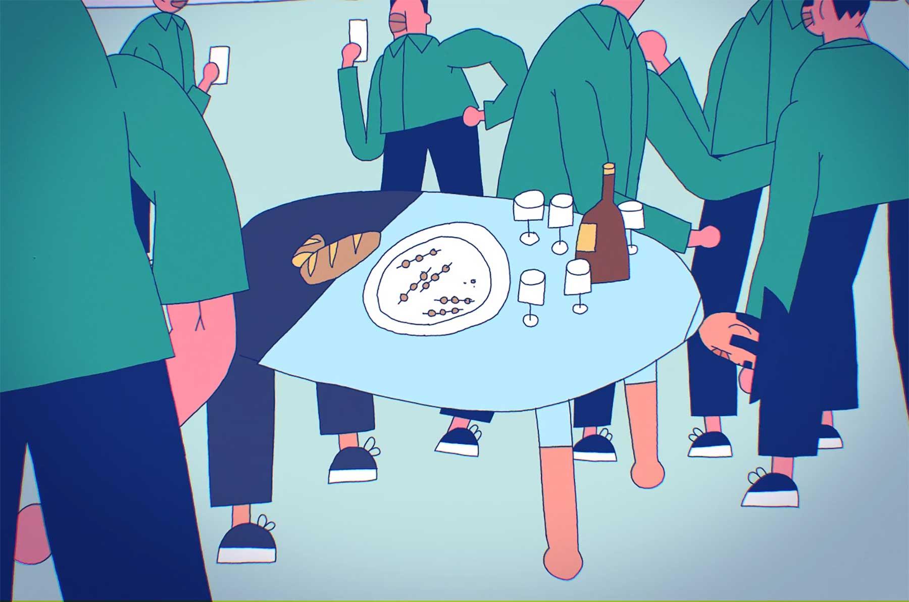 Beruf: Tisch the-thundered-man-short