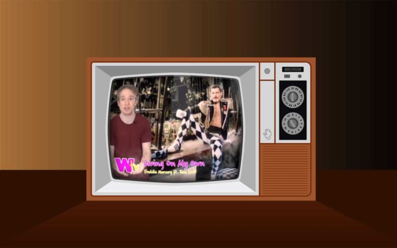 Weshalb remastered Musikvideos oftmals schlecht aussehen