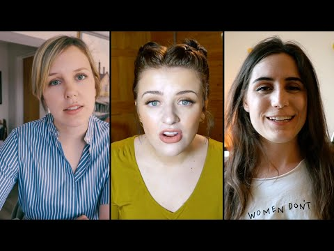 """Pomplamoose ft. dodie & Maddie Poppe – """"It's the End of the World as We Know It"""""""