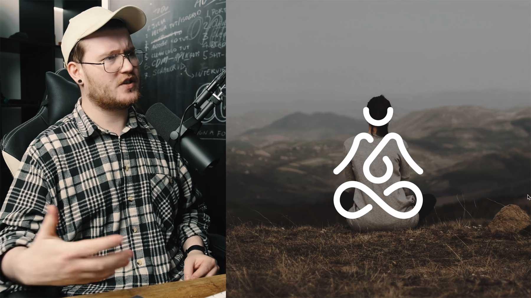 5 Designer auf Fiverr haben das identische Logo-Briefing erhalten
