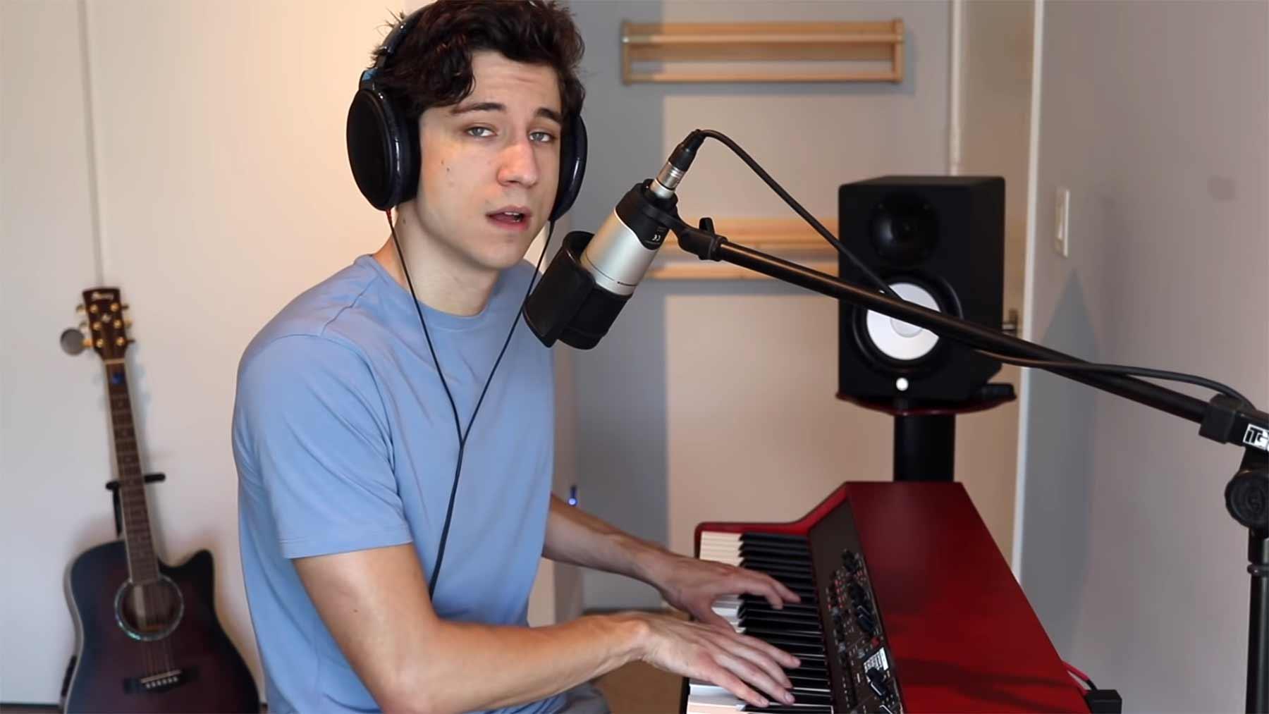 13 Stimmungs-aufhellende Mini-Songs von Daniel Thrasher