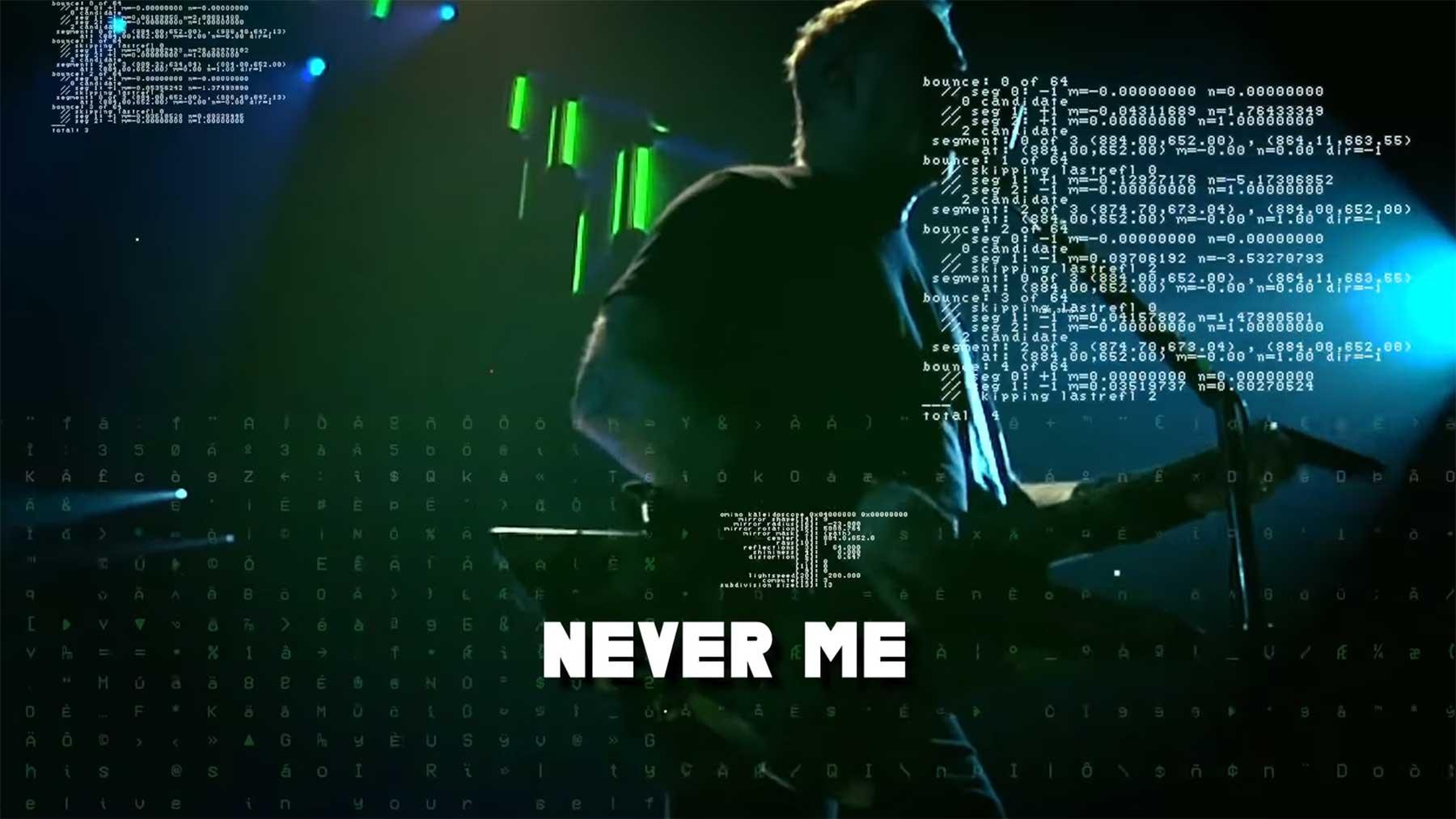 Künstliche Intelligenz schreibt Metallica-Songtext