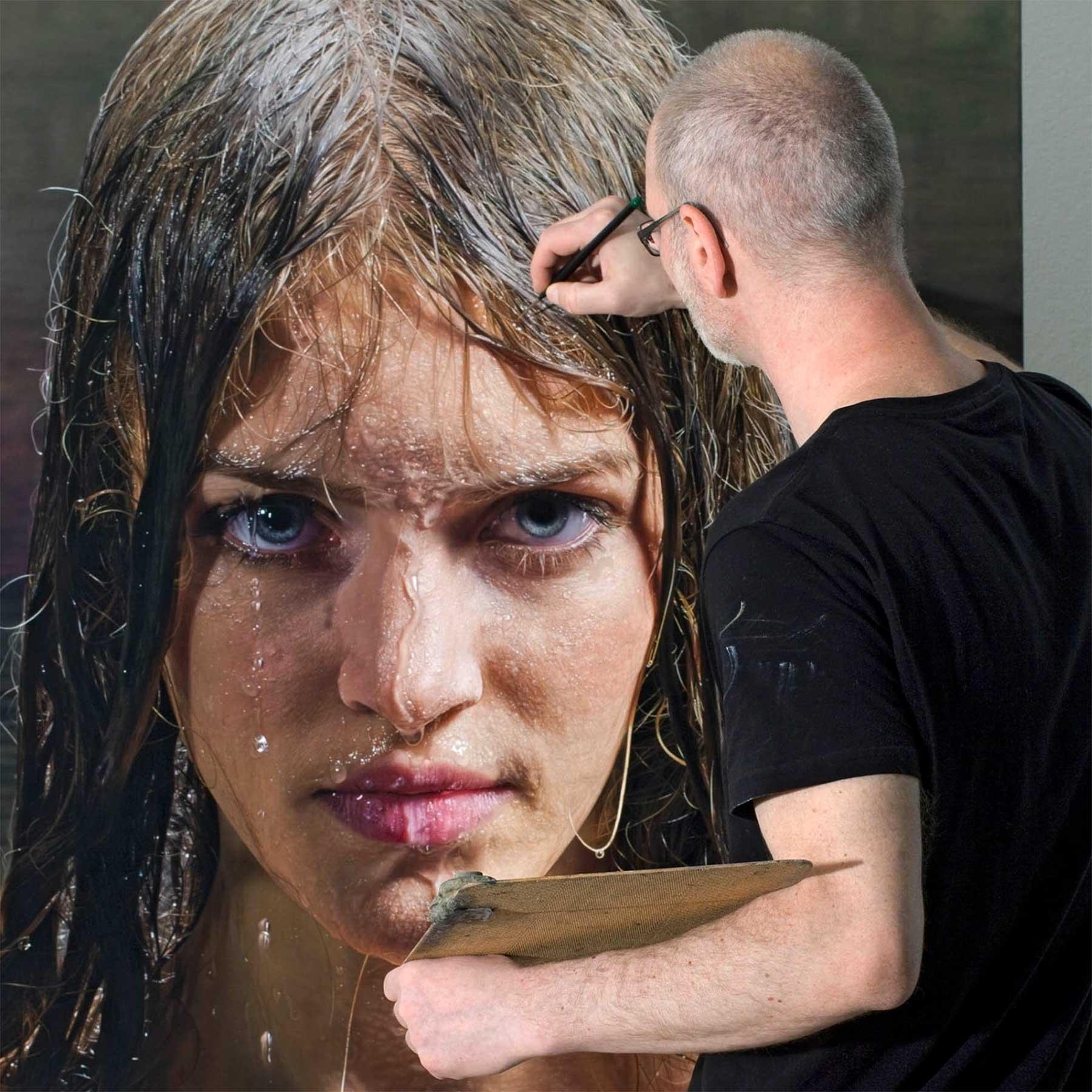 Hyperrealistische Gemälde von Philipp Weber Philipp-Weber_02