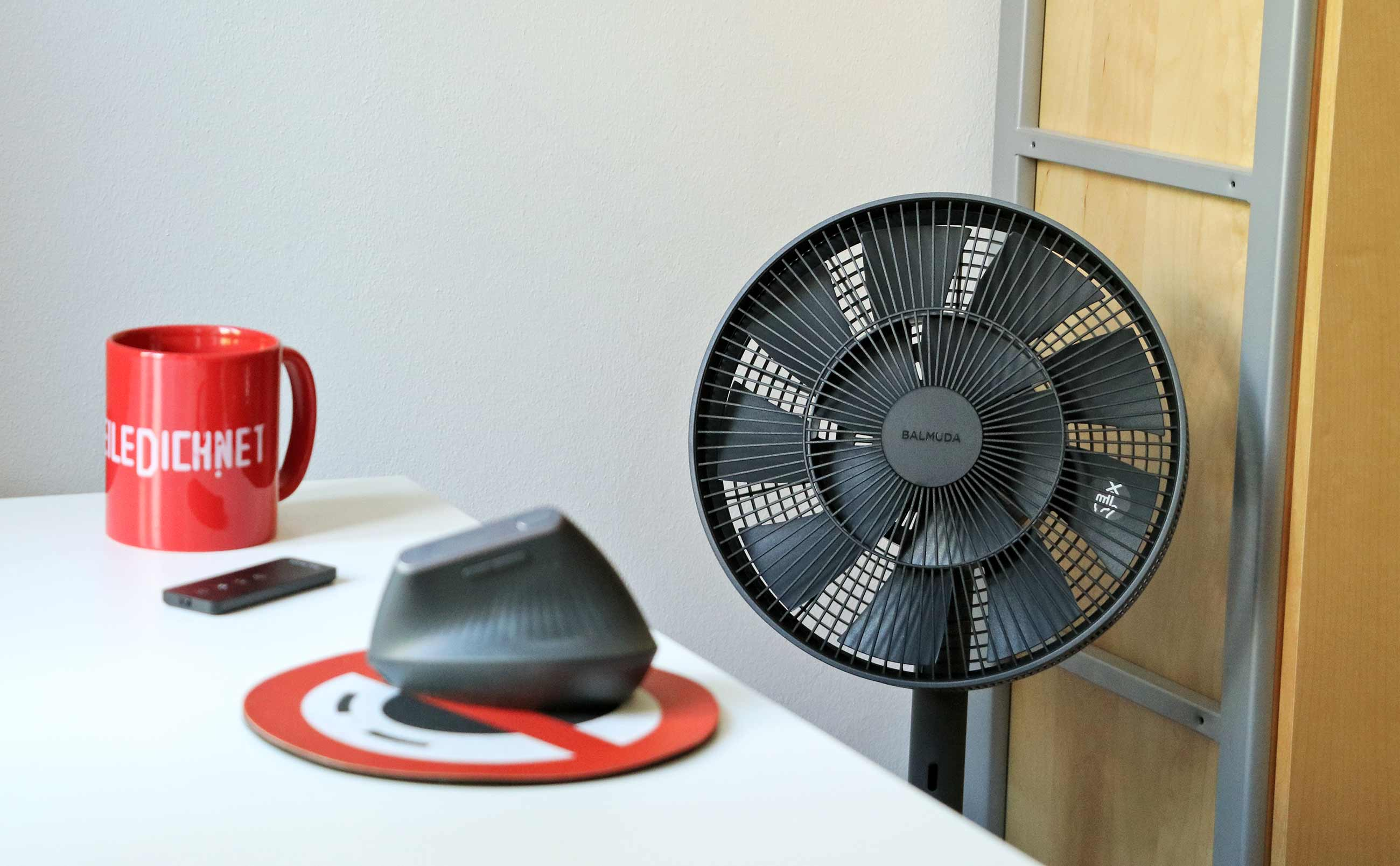 "Testbericht: Design-Ventilator ""The GreenFan"" von BALMUDA The-Green-Fan-Balmuda-Testbericht_01"