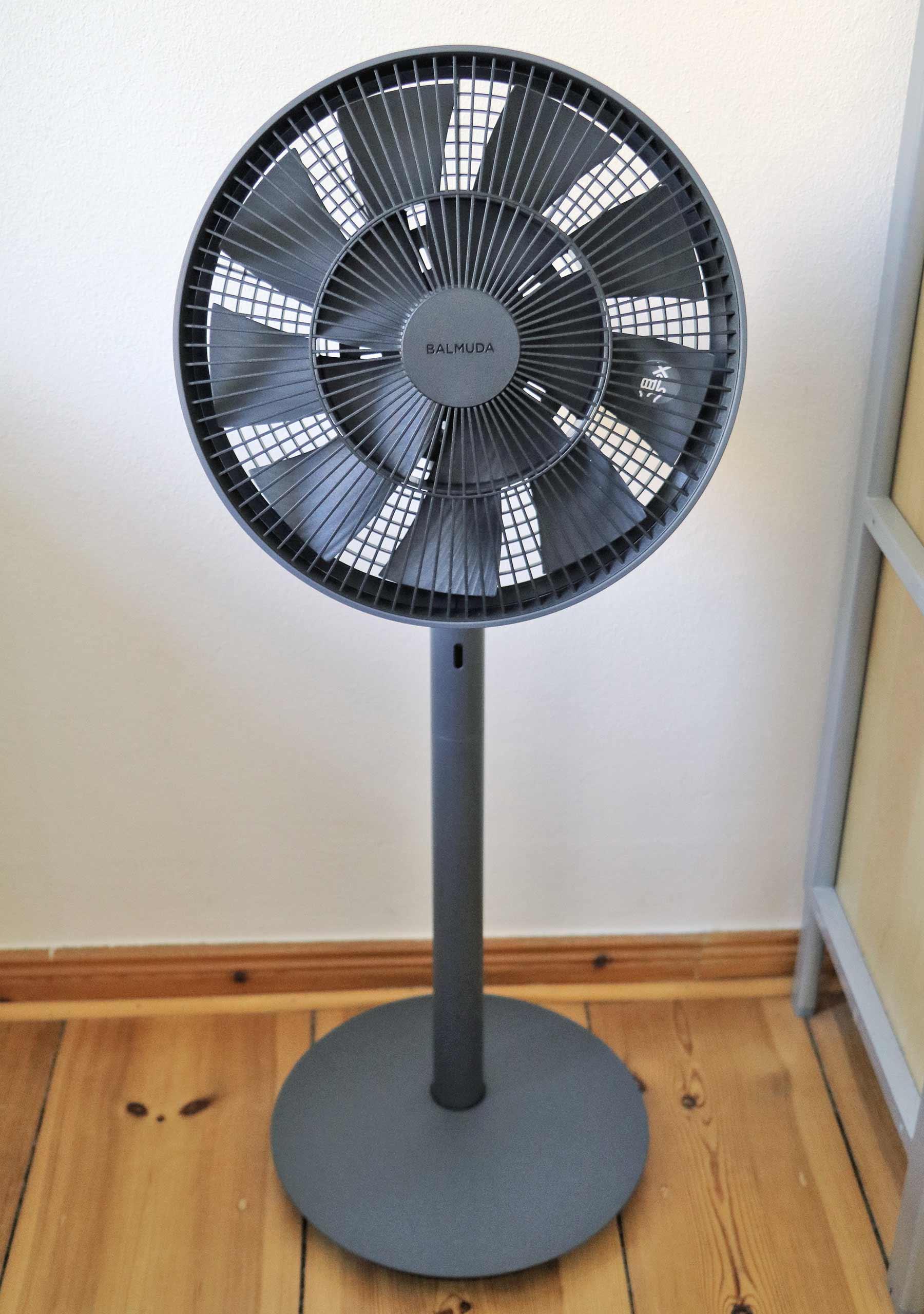 """Testbericht: Design-Ventilator """"The GreenFan"""" von BALMUDA The-Green-Fan-Balmuda-Testbericht_07"""