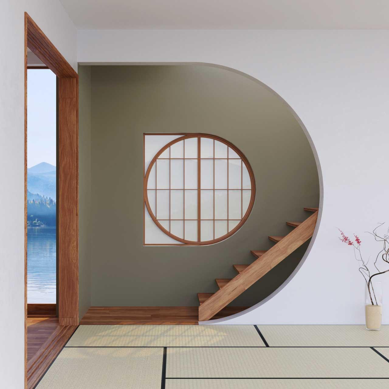Architektur-Alphabet von Ilker Kayserilioglu