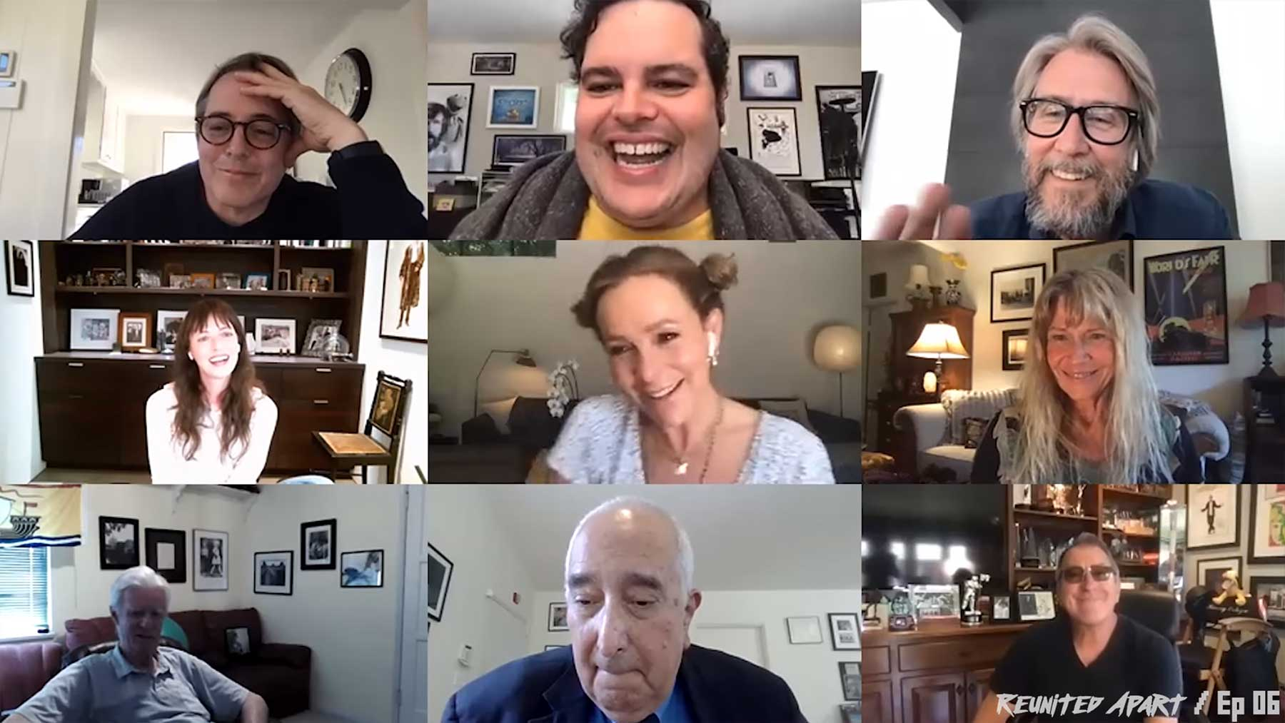 Ferris Bueller's Day Off: Cast-Reunion im Video-Chat ferris-macht-blau-cast-reunion-videocall