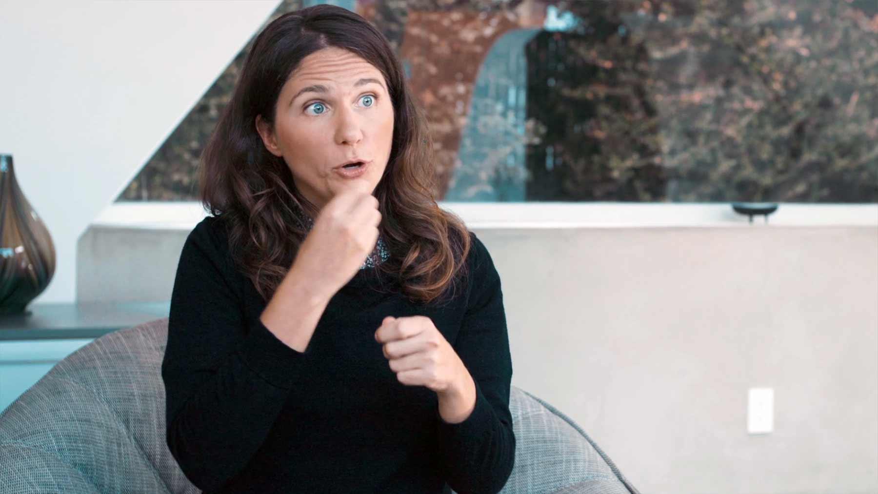 """Im Kurzfilm """"Gum"""" wird in einer Welt ohne Kaugummi selbiges vorgestellt"""