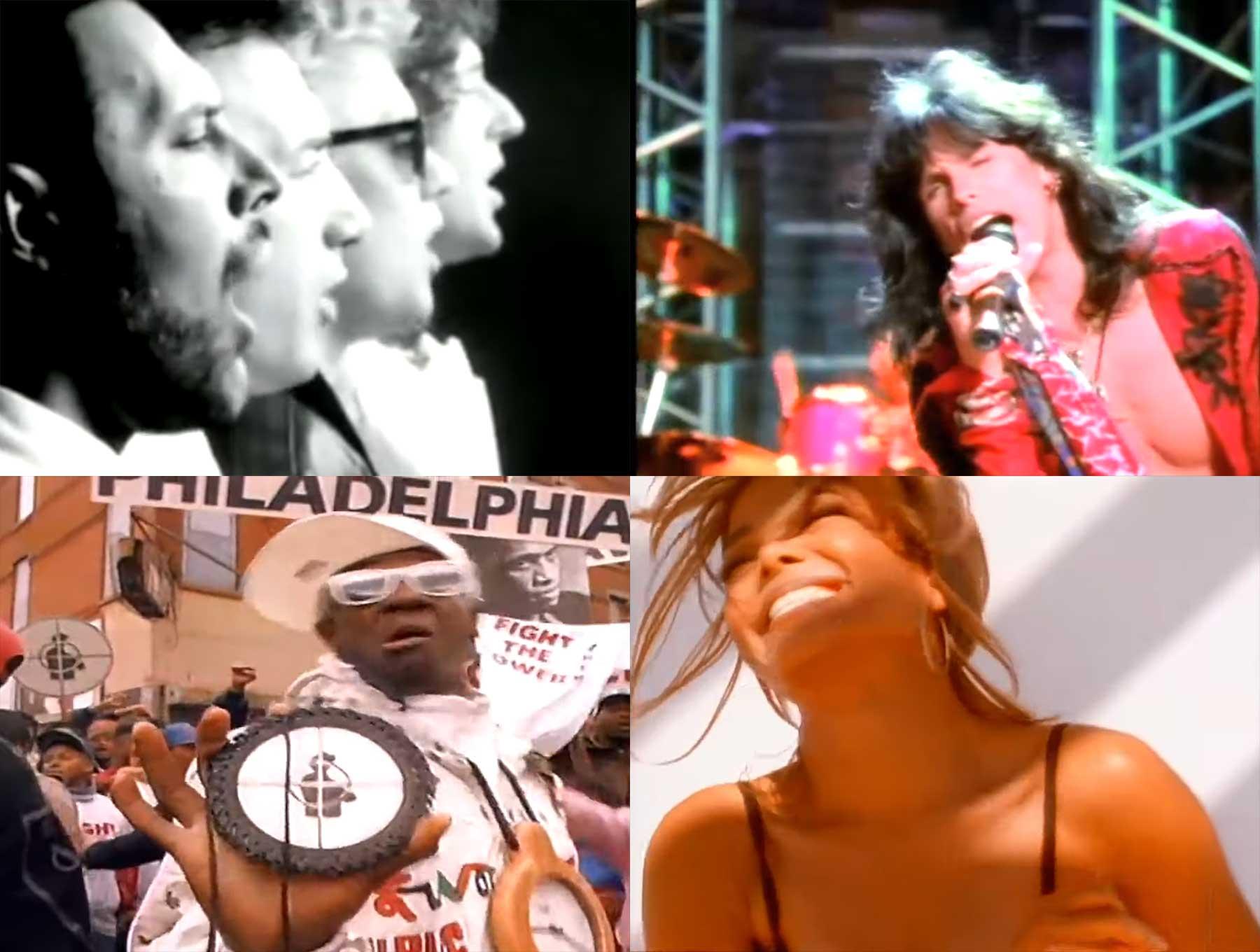 Mashup: Die 50 besten Songs des Jahres 1989 in 3 Minuten