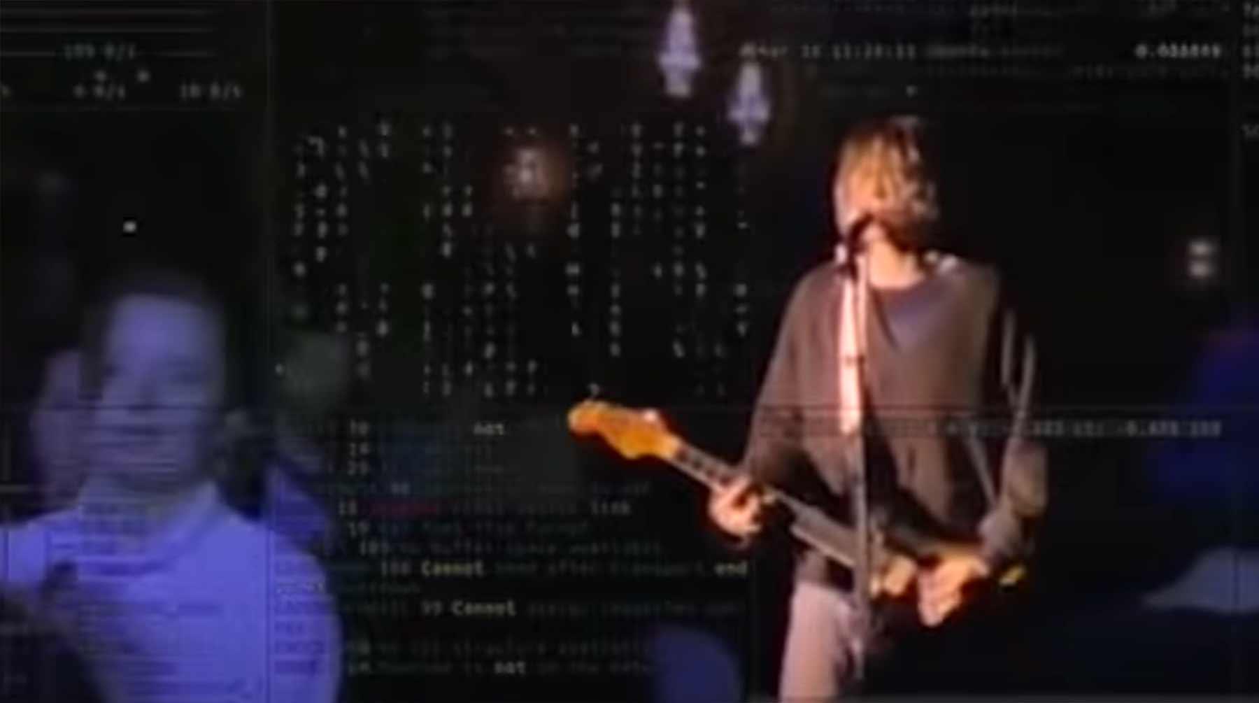 Künstliche Intelligenz schreibt Nirvana-Songtext