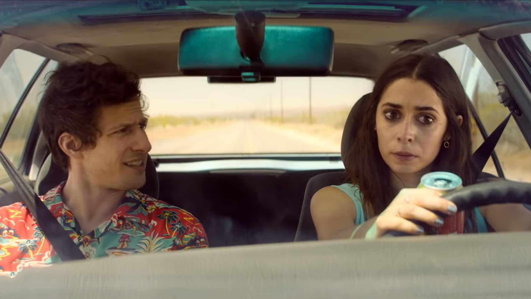 "Trailer zur Time-Loop-Rom-Com ""Palm Springs"""