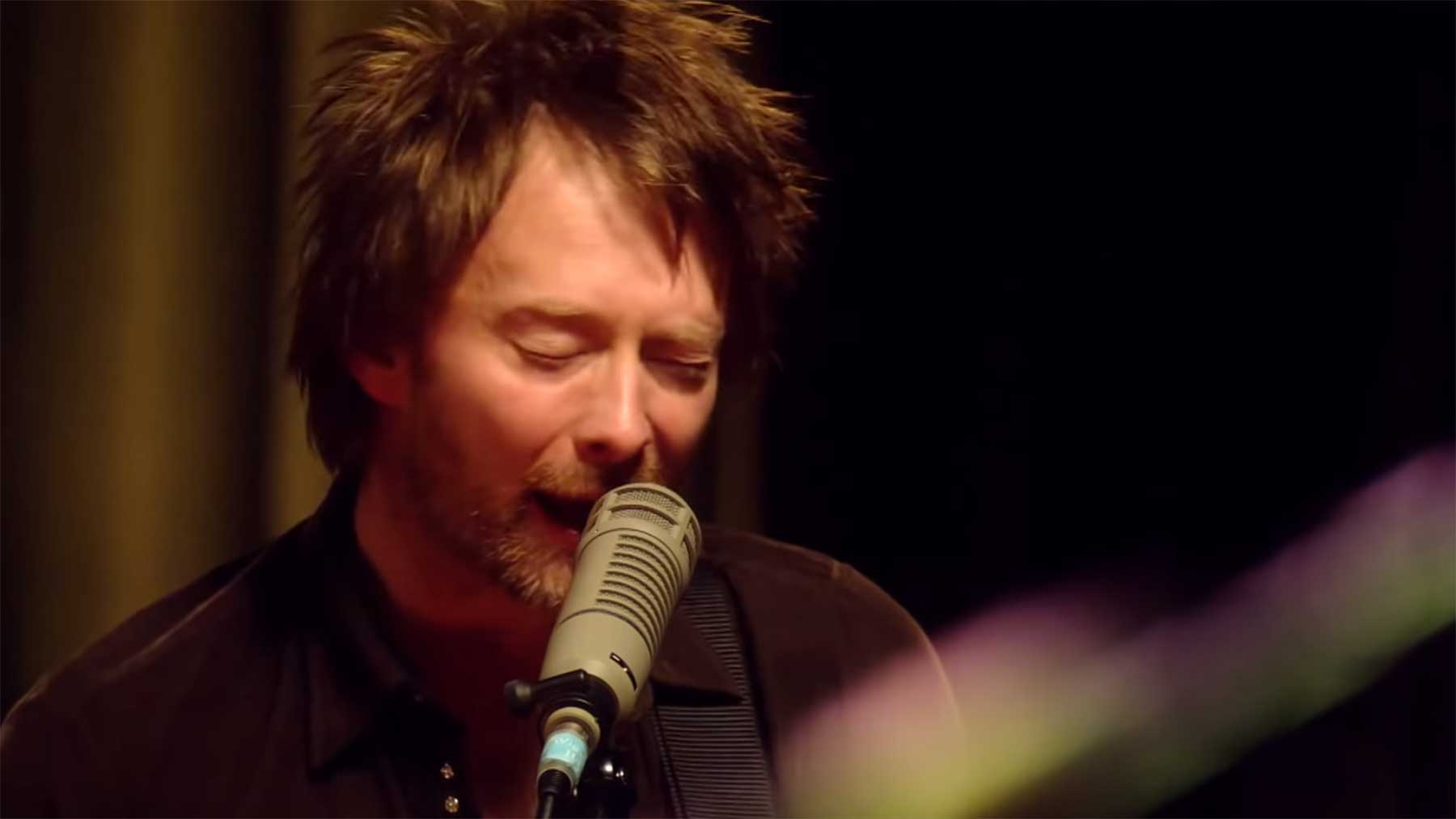"Radiohead – ""In Rainbows"" (Full Album Live Session)"