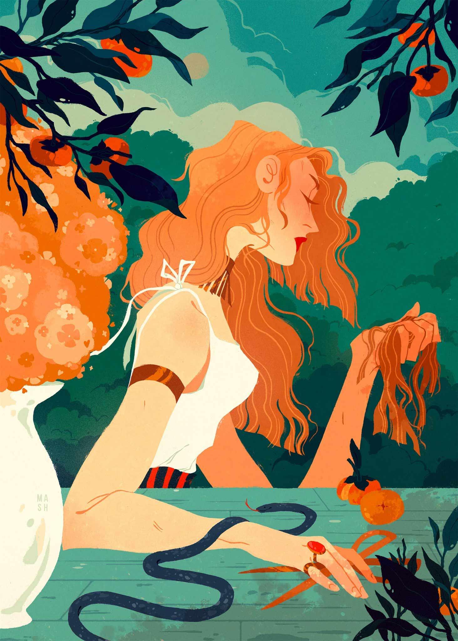 Illustrationen von Samantha Mash samantha-mash-illustrationen_03