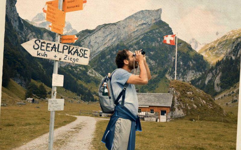 Kommt ein Touri zum Berg…