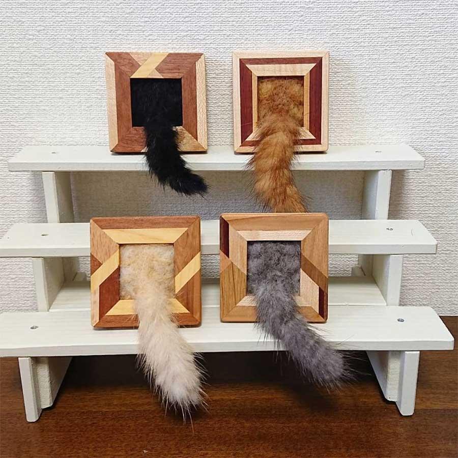 Süße Filz-Katzen von Fujita Satomi Fujita-Satomi_filzfiguren_06