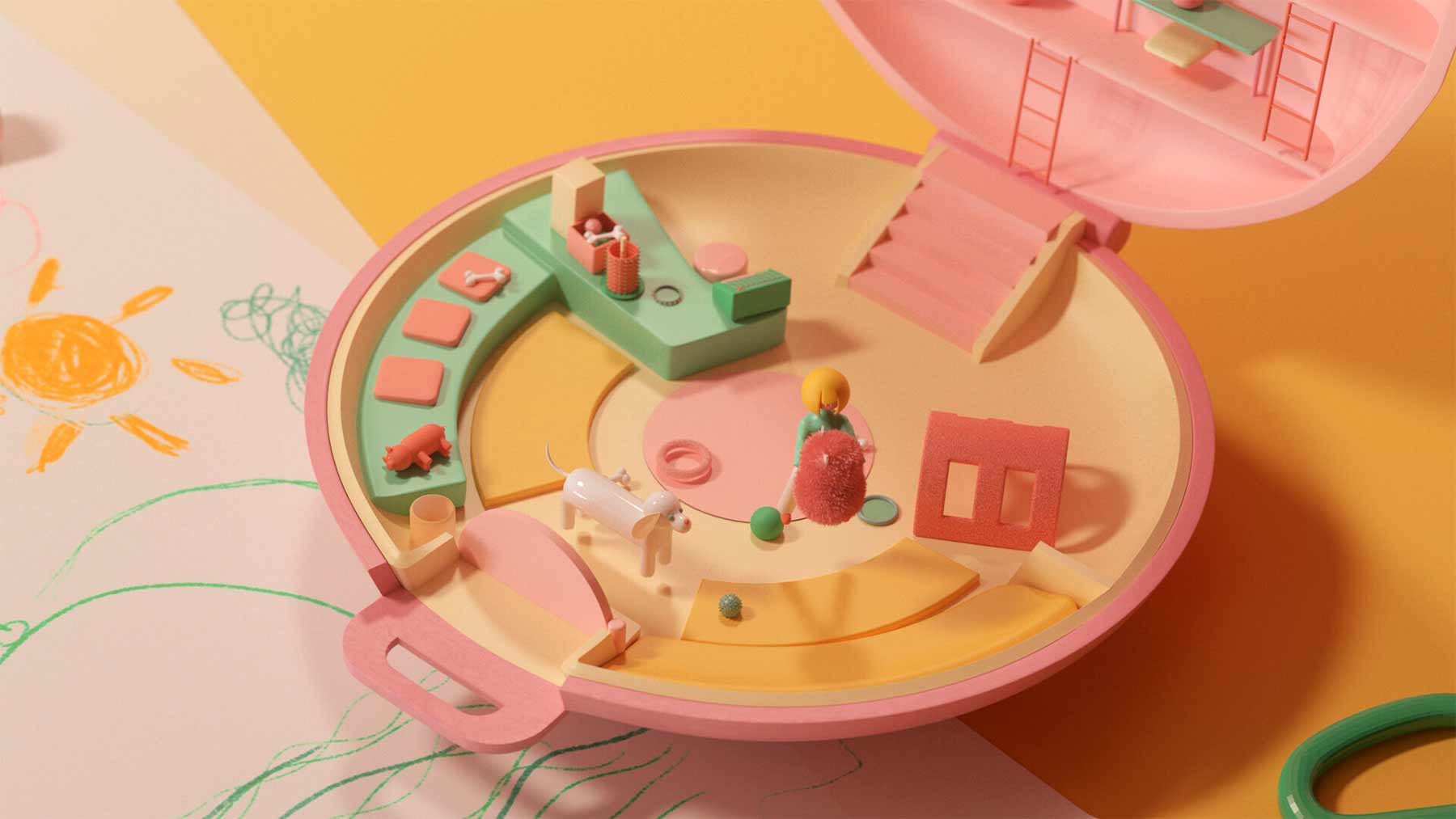 3D-Animationen von Johana Kroft Johana-Kroft_03