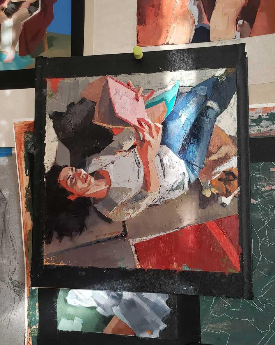 Malereien von Kseniya Galper Kseniya-Galper_06