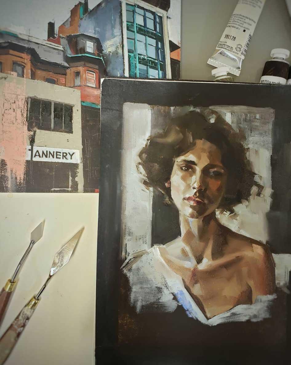 Malereien von Kseniya Galper Kseniya-Galper_07