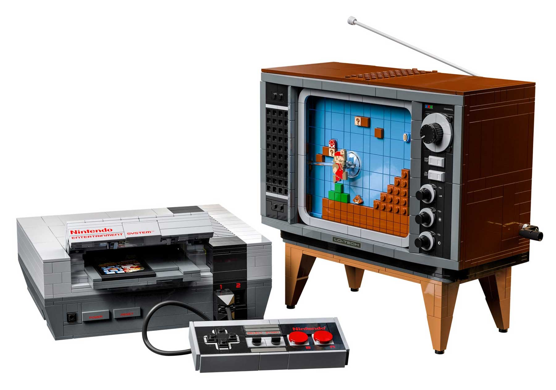 NES aus LEGO: Super Mario Nintendo Entertainment System (Set 71374) LEGO-Nintendo-entertainment-system-NES_02