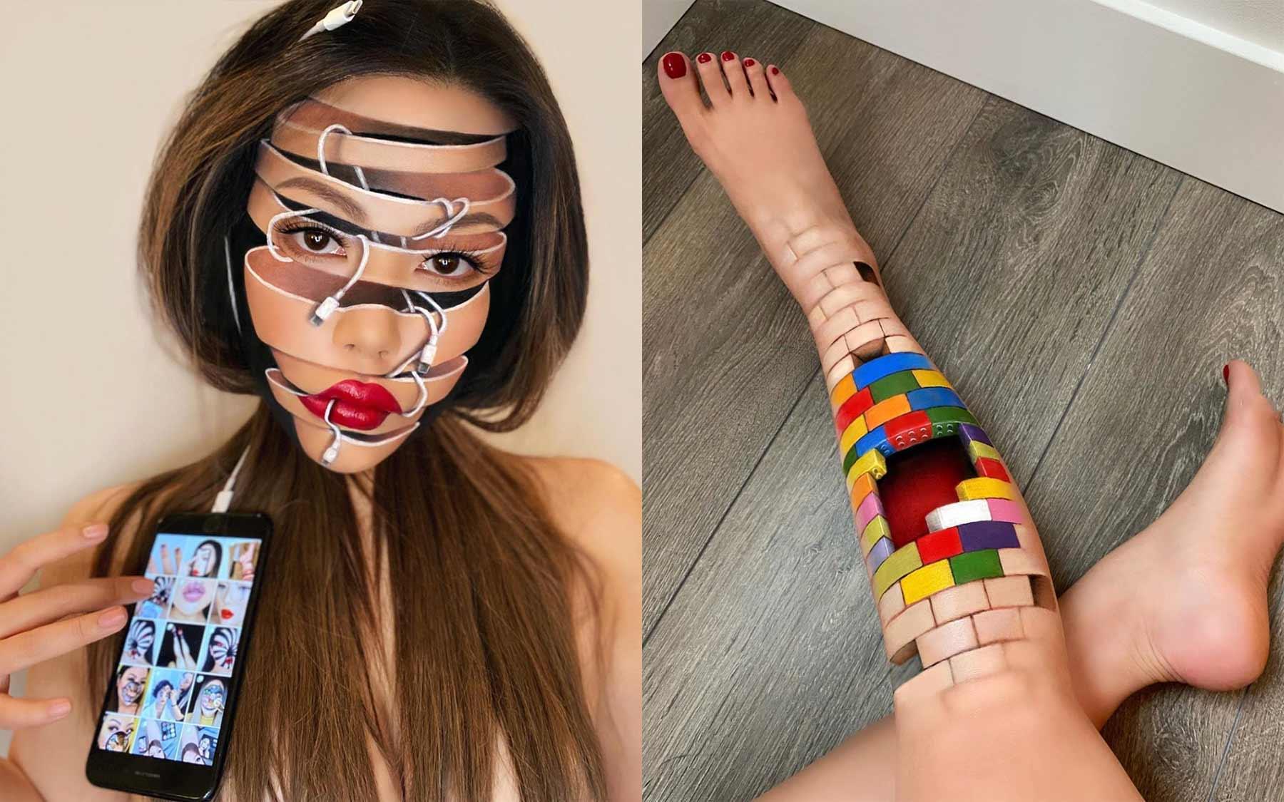 Neue Make-up-Illusionen von Mimi Choi Mimi-Choi-2020_01