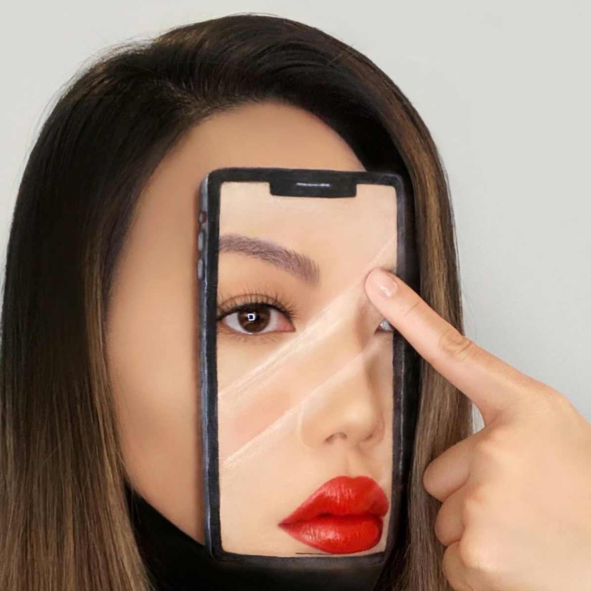 Neue Make-up-Illusionen von Mimi Choi Mimi-Choi-2020_03
