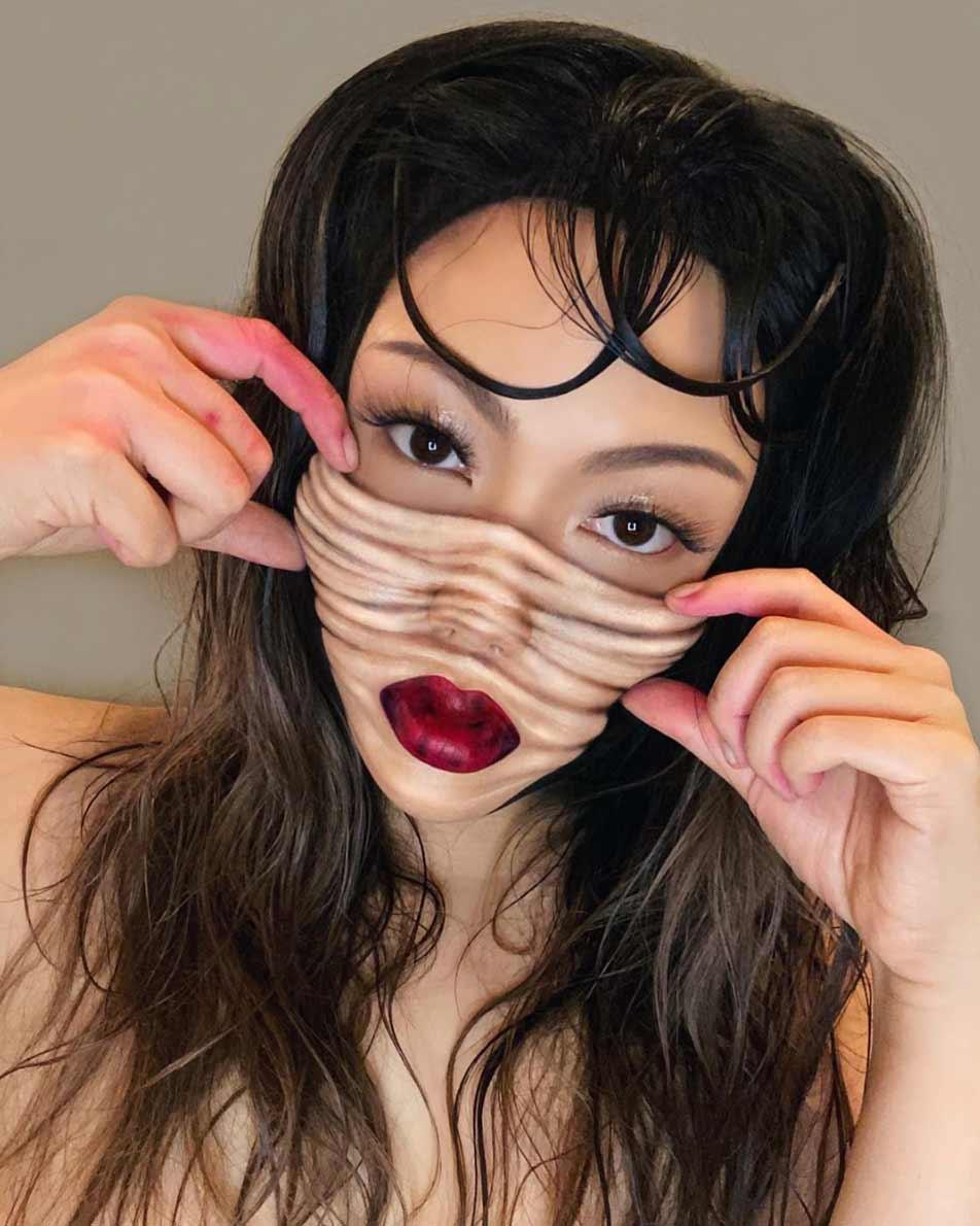 Neue Make-up-Illusionen von Mimi Choi Mimi-Choi-2020_07