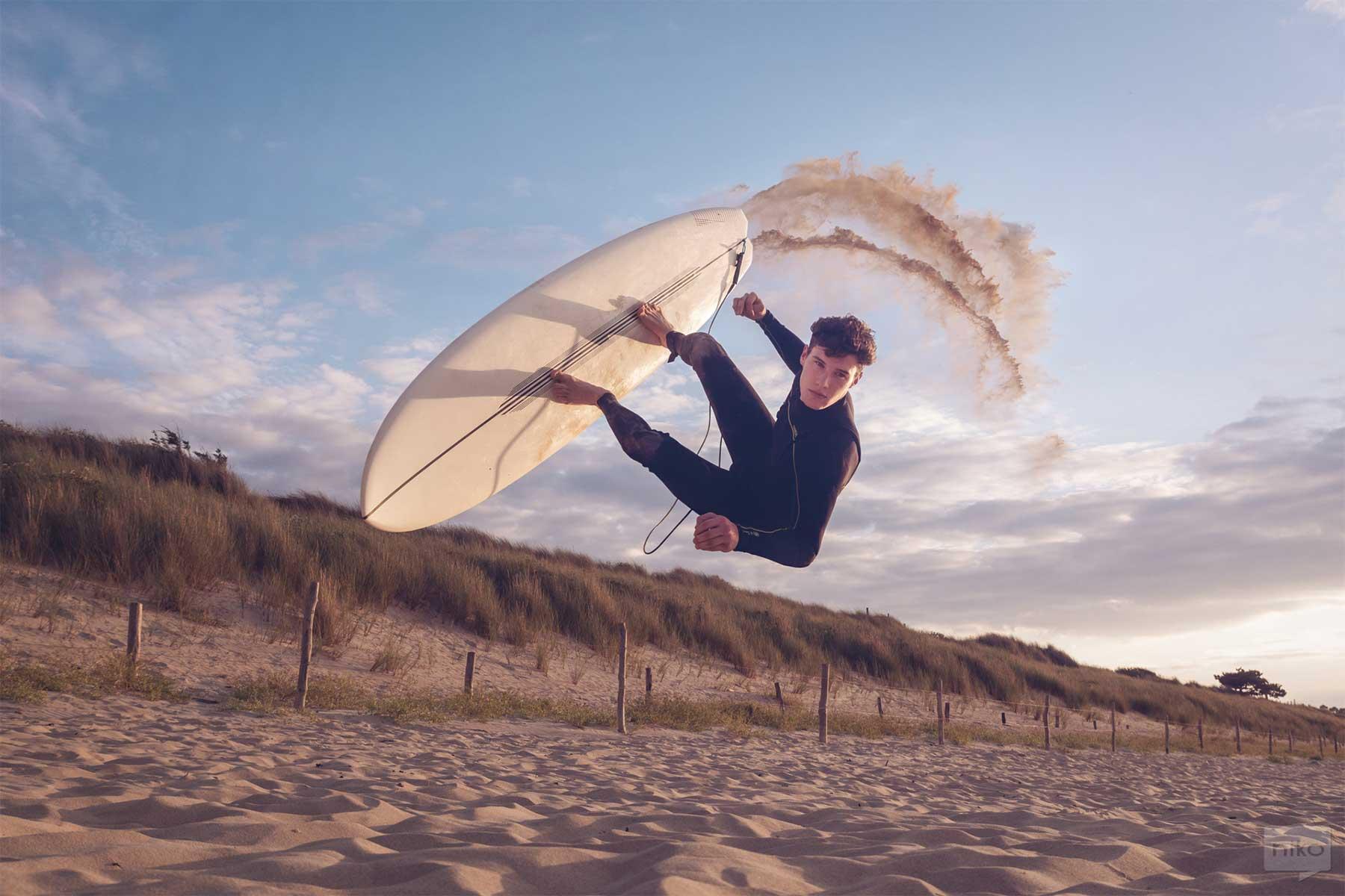 """Fotografie: """"Beach Playground"""" von Niko Photographisme"""