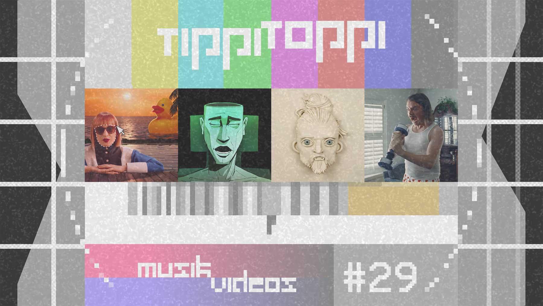 Tippi Toppi Musikvideos Vol. 29 TIPPITOPPI-musikvideos_29