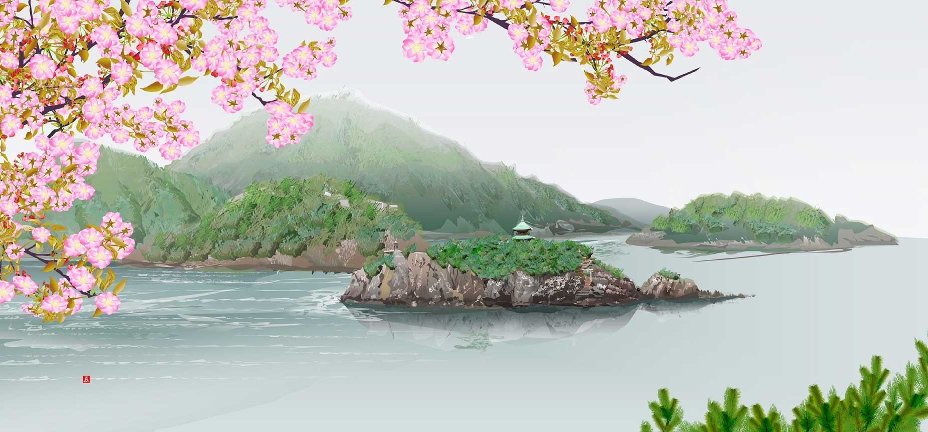80-jähriger Tatsuo Horiuchi malt Bilder in Excel Tatsuo-Horiuchi-malen-in-excel_03