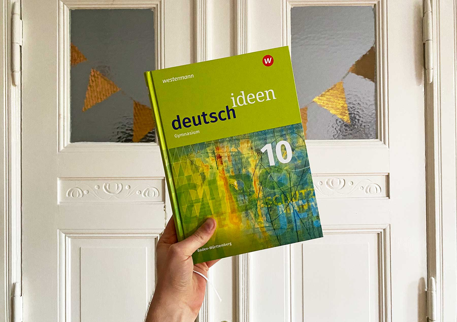 Einer meiner Blogtexte steht jetzt in einem Schulbuch für den Deutschunterricht
