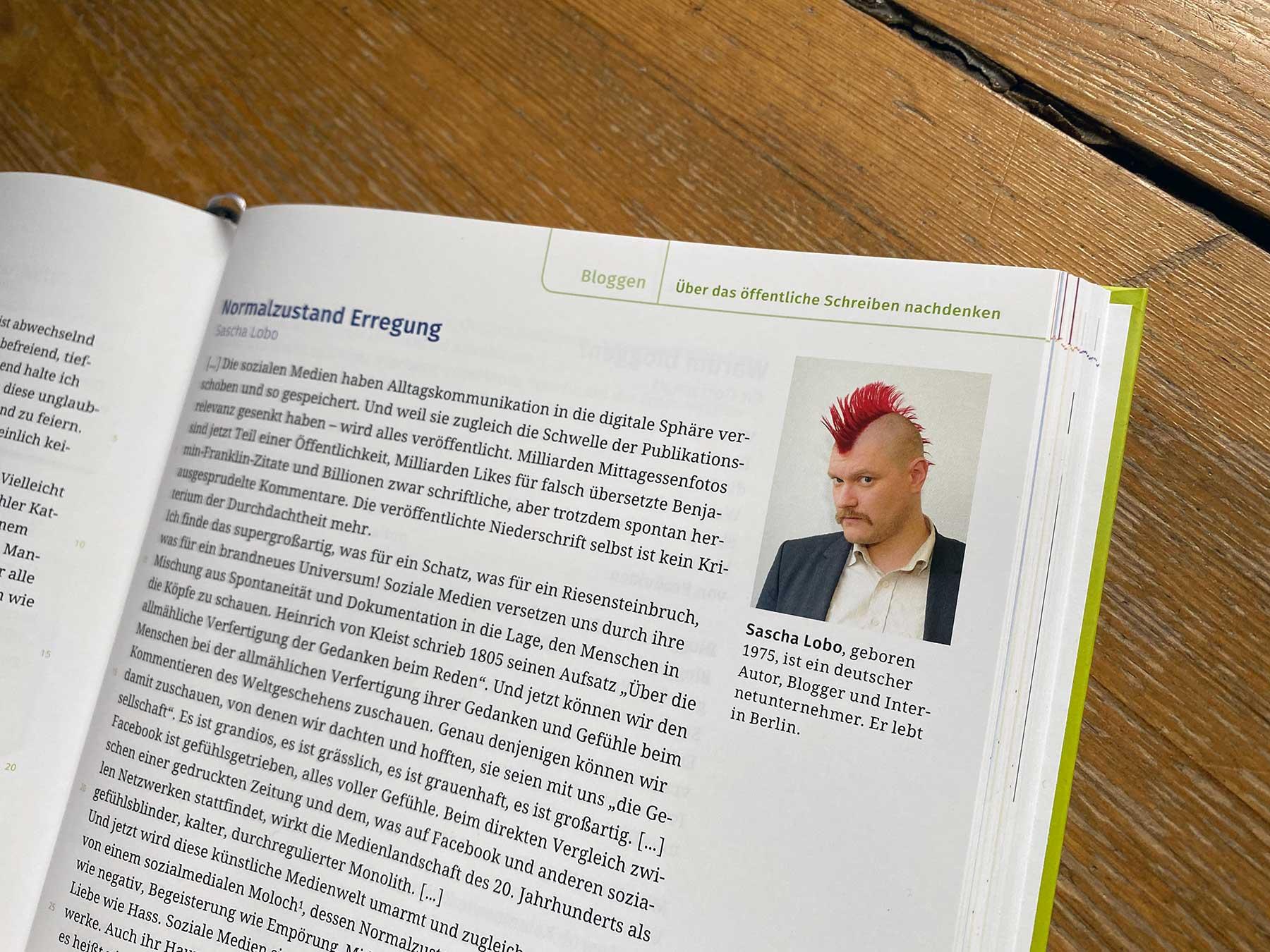 Einer meiner Blogtexte steht jetzt in einem Schulbuch für den Deutschunterricht blogtext-im-schulbuch_05