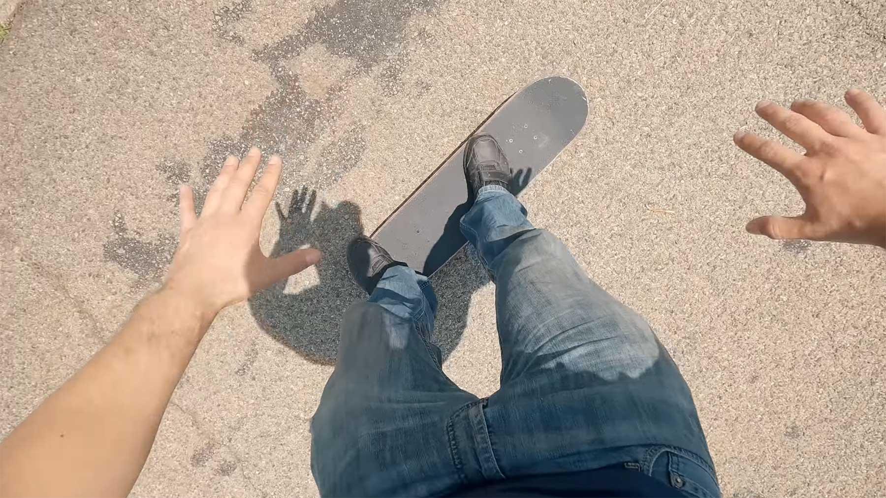 Buttered Side Down lernt Skateboarden buttered-side-down-lernt-skateboarden