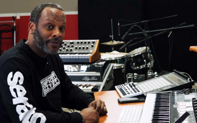 DJ Jazzy Jeff macht binnen 15 Minuten einen Remix