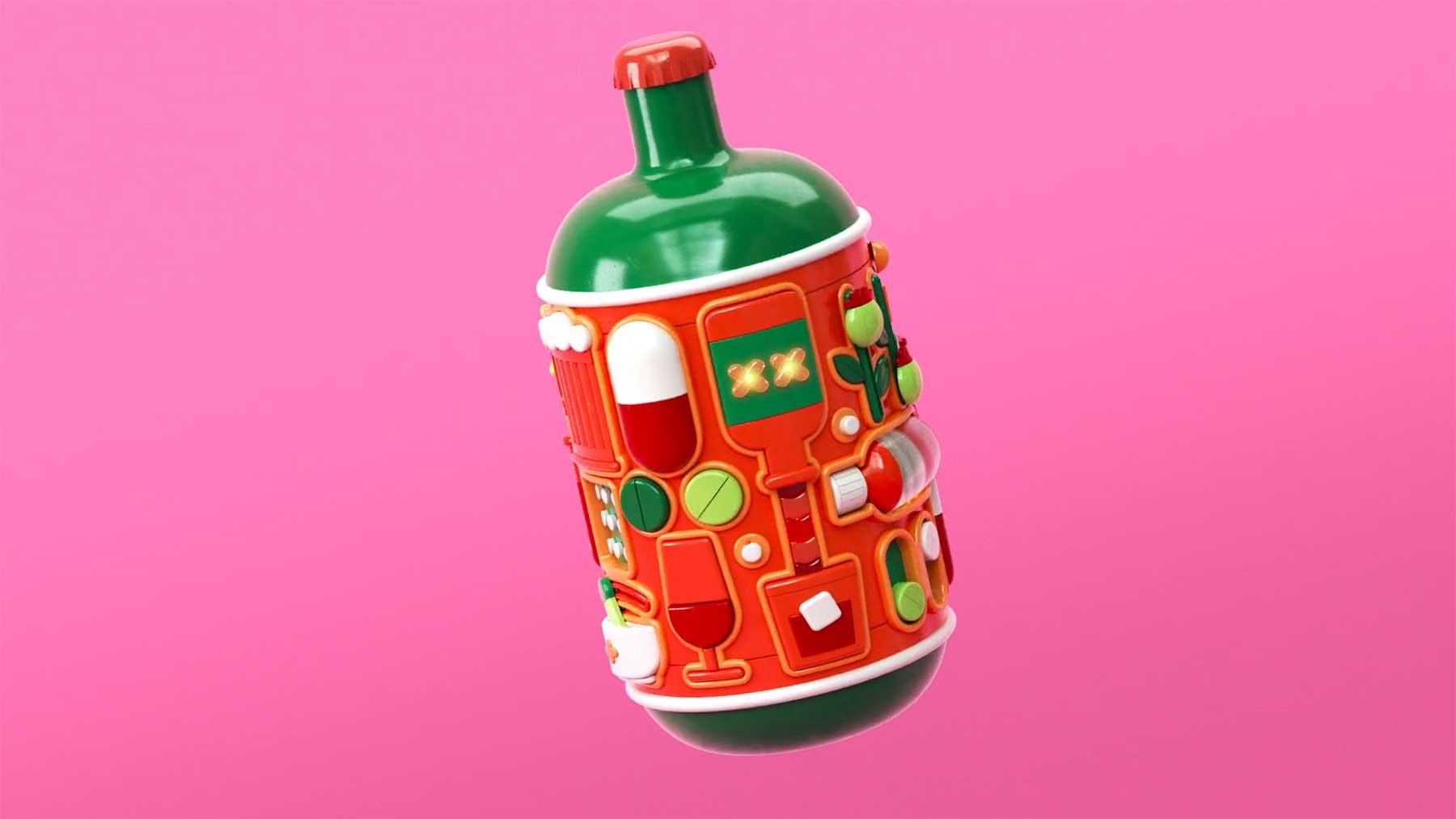 Kinderspielzeuge mit Suchtpotenzialen